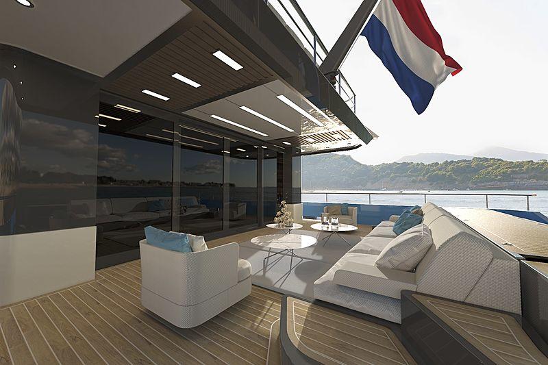 Lynx Adventure 29 yacht exterior design