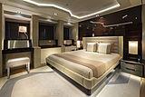 Galactica Star yacht interior