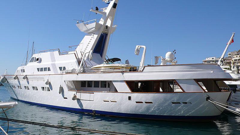 ADORIA yacht Campanella S.p.A. (Cantieri Navali)