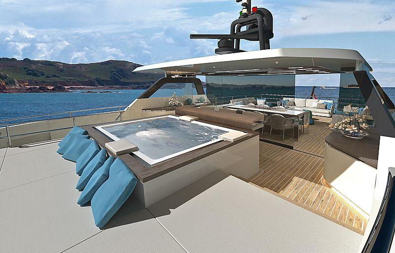 Lynx Adventure 29 yacht exterior
