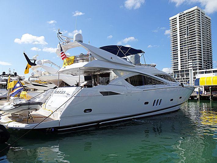 ALAINA  yacht Sunseeker