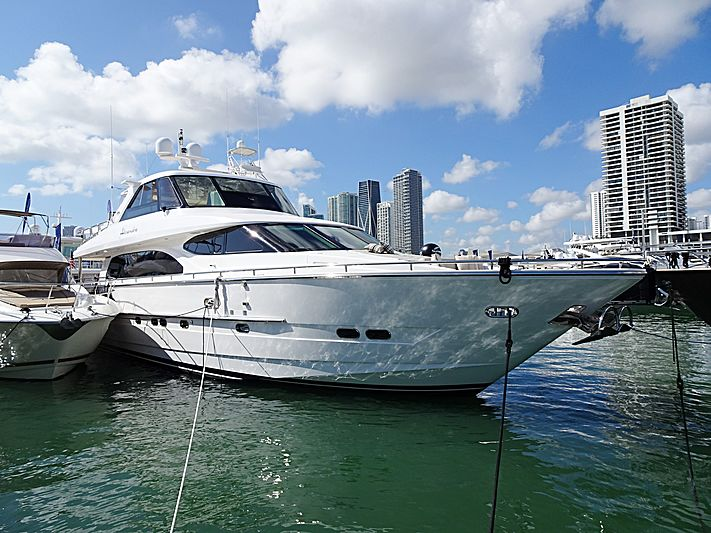 ALEXANDRA yacht Horizon