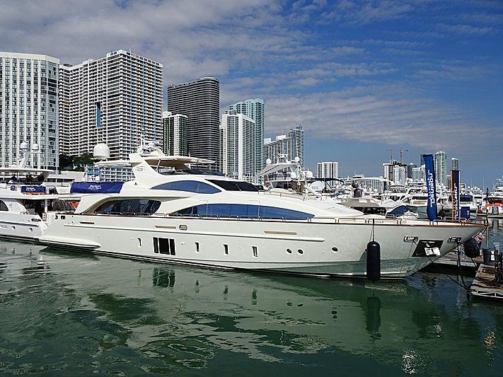 ANDIAMO yacht Azimut
