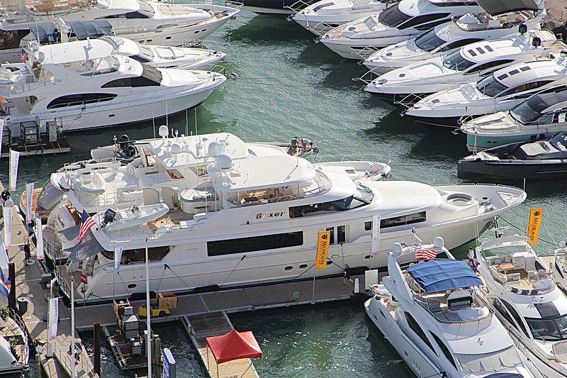 BOXER yacht Westport