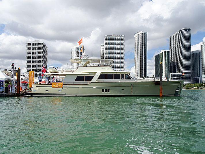 CHANSON II yacht Vicem