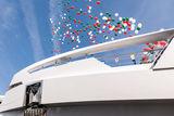 Aurora launch in Viareggio
