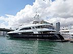Never Enough Yacht Evan K Marshall