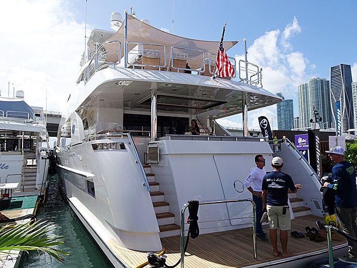 WHERE'S EILEEN yacht Ocean Alexander