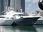 Rogue yacht in Miami Beach