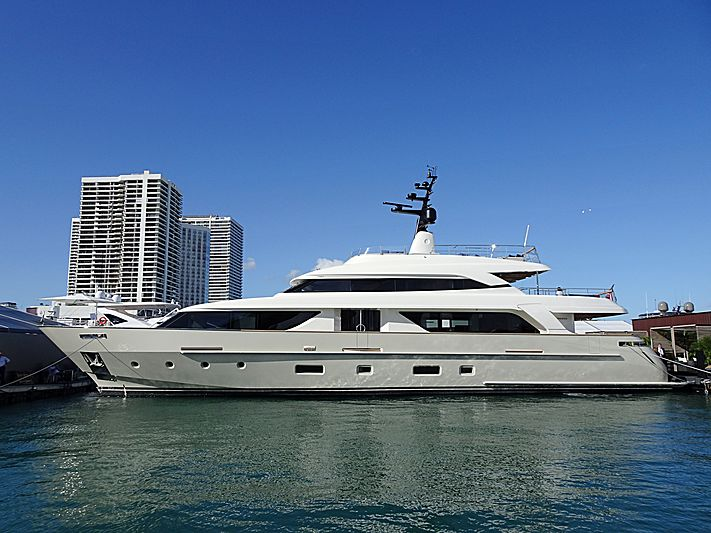 BELLE yacht Sanlorenzo