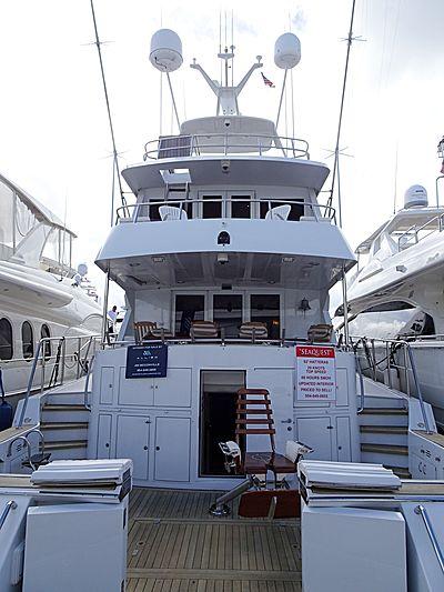 Seaquest yacht in Miami Beach