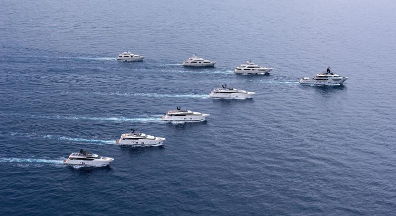 Sanlorenzo Fleet