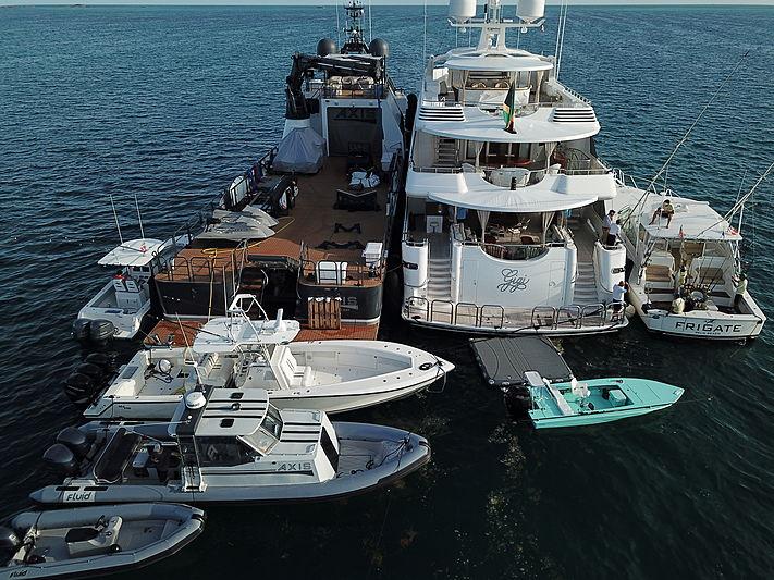 Carl Allen's fleet