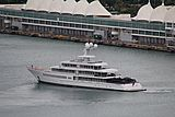 Fountainhead yacht in Miami Beach