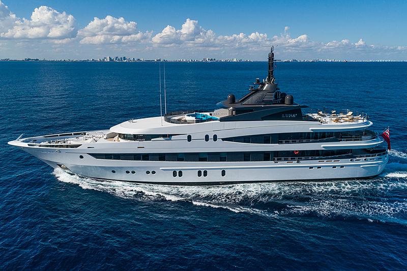 LUNA B yacht Oceanco