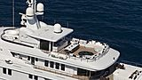 Kinta yacht exterior