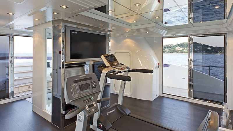 Kinta yacht gym