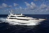 Lumiere yacht cruising
