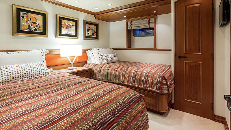 Mim yacht stateroom