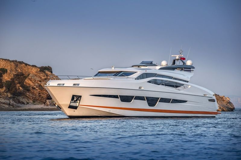 DOLCE VITA  yacht Numarine