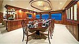 One More Toy yacht dining room