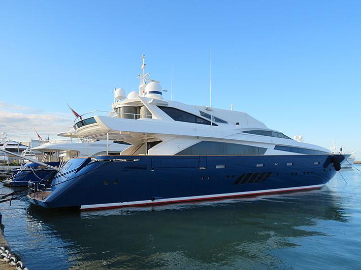 H yacht Rossinavi