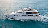 Chosen One Yacht Intermarine