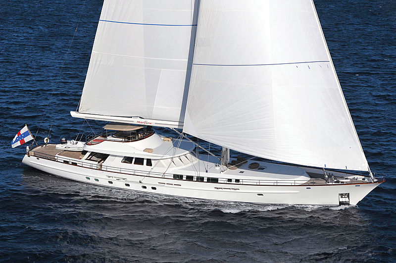CORTO MALTESE yacht Shore Boat Builders