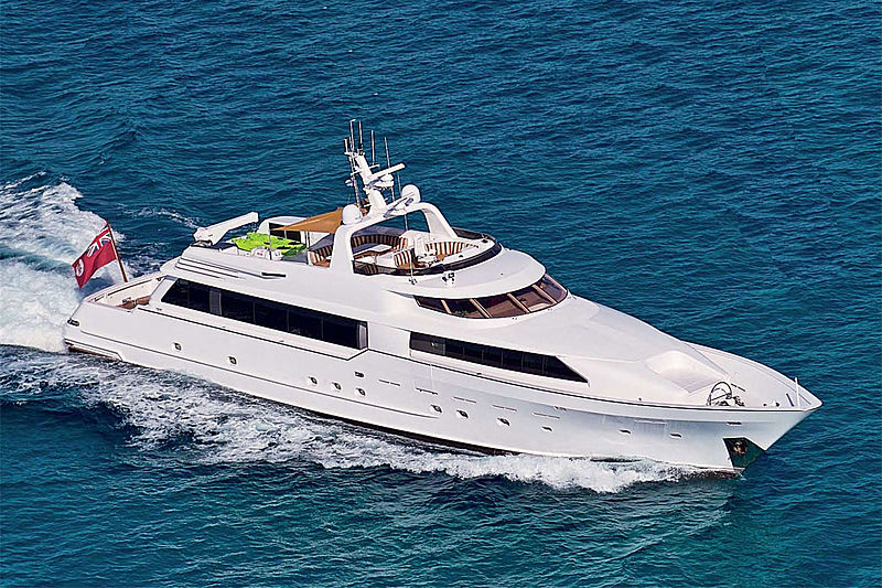 MARGAUX yacht Advanced Ocean Systems