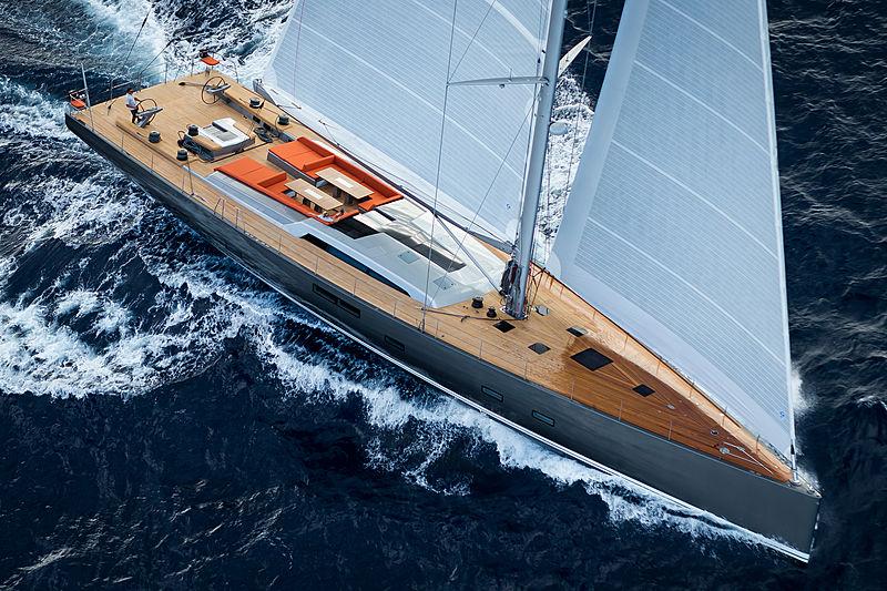 Nikata yacht