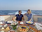 Serenity II yacht lifestyle