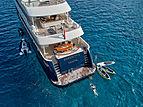 Serenity II yacht anchored