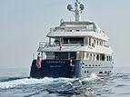 Serenity II yacht cruising