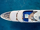 Serenity II yacht aerial