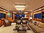 Serenity II yacht saloon