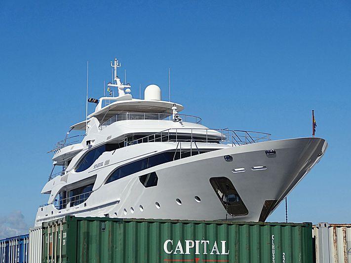 SEVANNA yacht Benetti