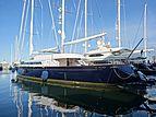 Morning Glory yacht in Viareggio