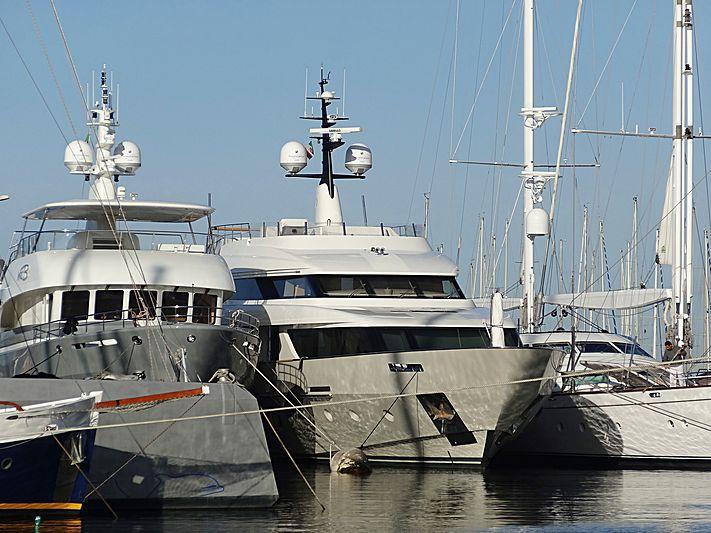 KU yacht Sanlorenzo