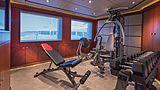 Skyfall yacht gym