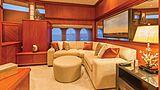 Skyfall yacht stateroom