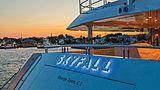 Skyfall Yacht 2010