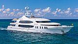 Skyfall yacht cruising