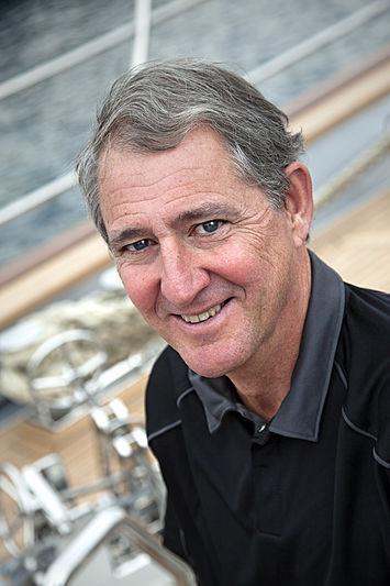 Captain David Hutchison