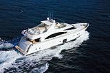 Leonessa Yacht Ferretti Yachts
