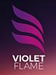 Design Team Violet Flame logo