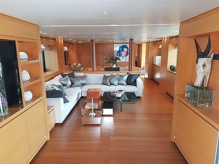 Awol yacht saloon