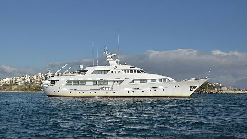 ATHINA yacht Benetti