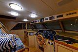 Blue Star yacht bridge