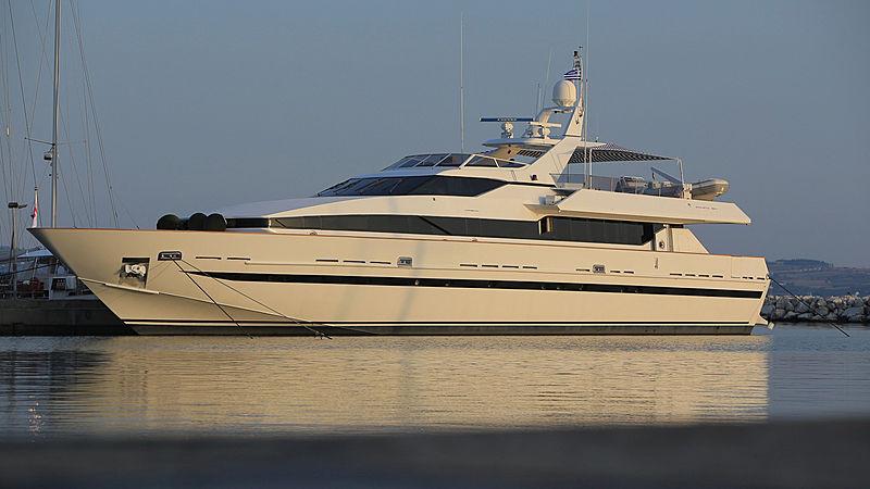 CAPTAIN Z yacht Baglietto
