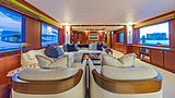Casual Water yacht saloon